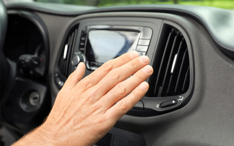 Who doesn't love that new car smell? | GOT MOLD?